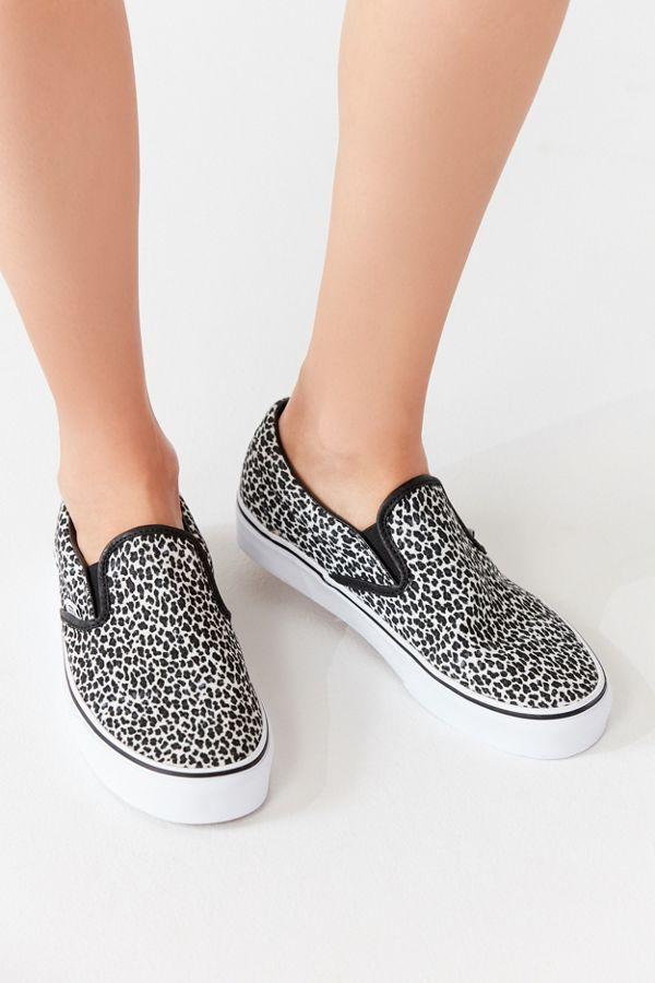 e8fbdc9387caba Vans Mini Leopard Classic Slip-On Sneaker