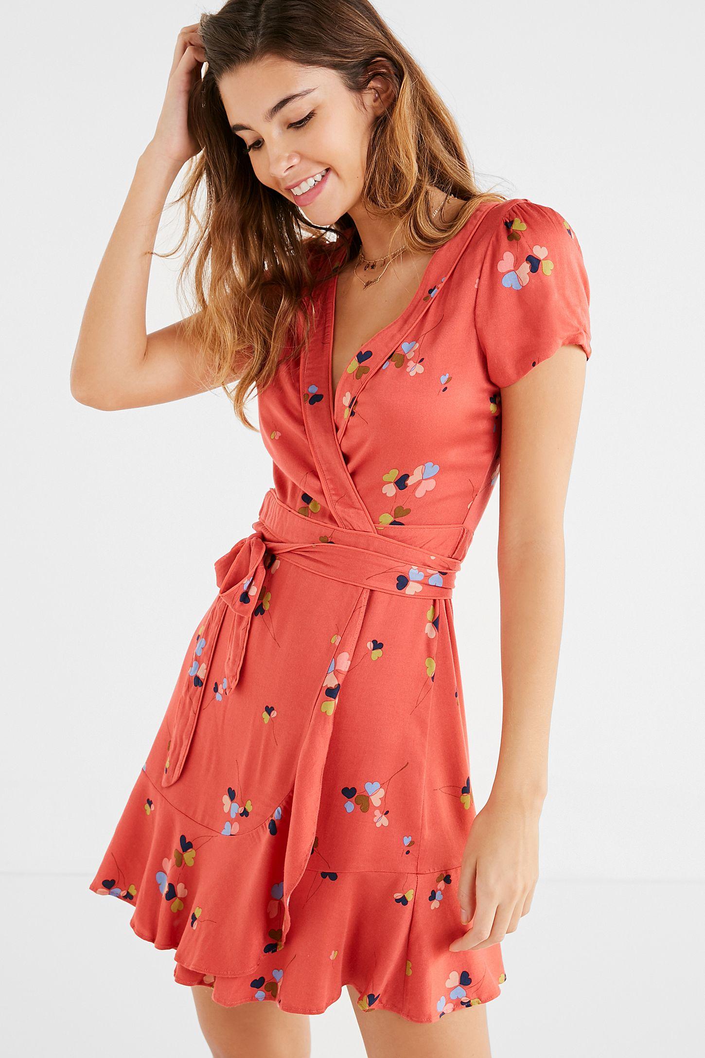 74d22c3fae3 Kimchi Blue Rita Wrap Dress