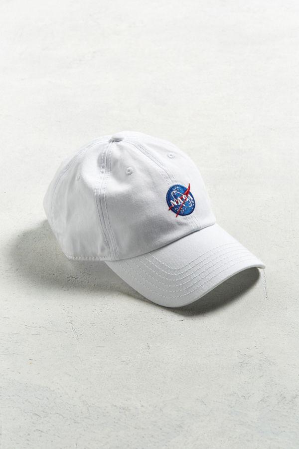 7c40fbfed33 Slide View  1  NASA Logo Baseball Hat