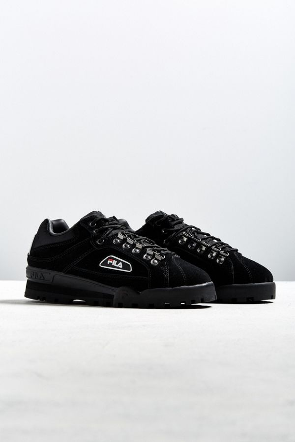 f9f2cc79c2b FILA Trailblazer Suede Sneaker