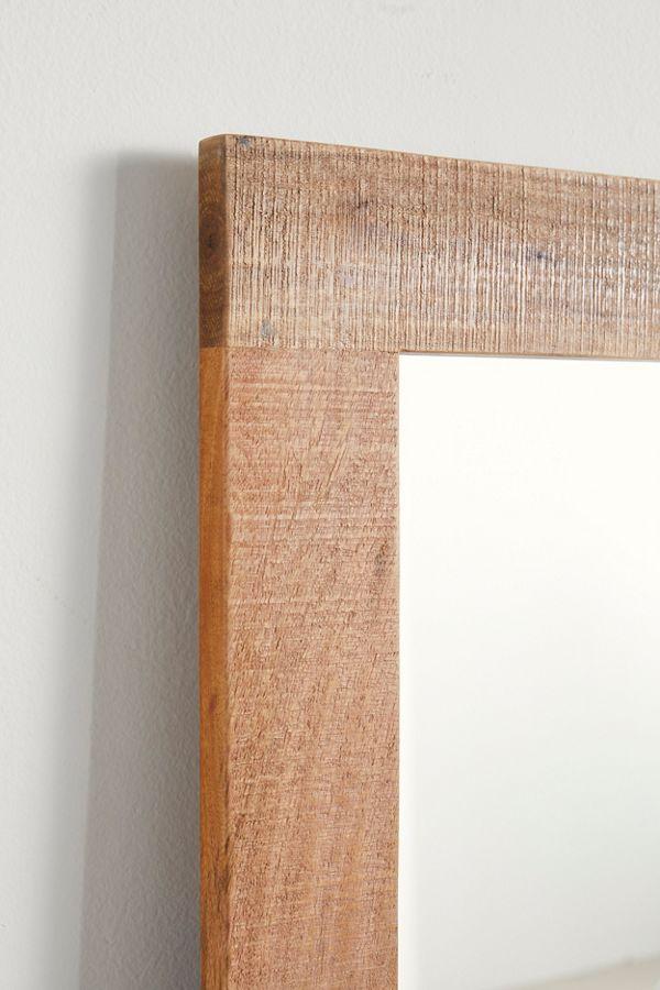 Ashton Mango Wood Mirror Urban Outfitters