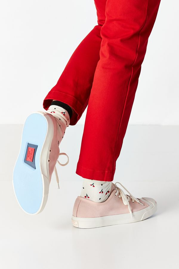 3ff23e2b37de Converse Jack Purcell Suede Low Top Sneaker