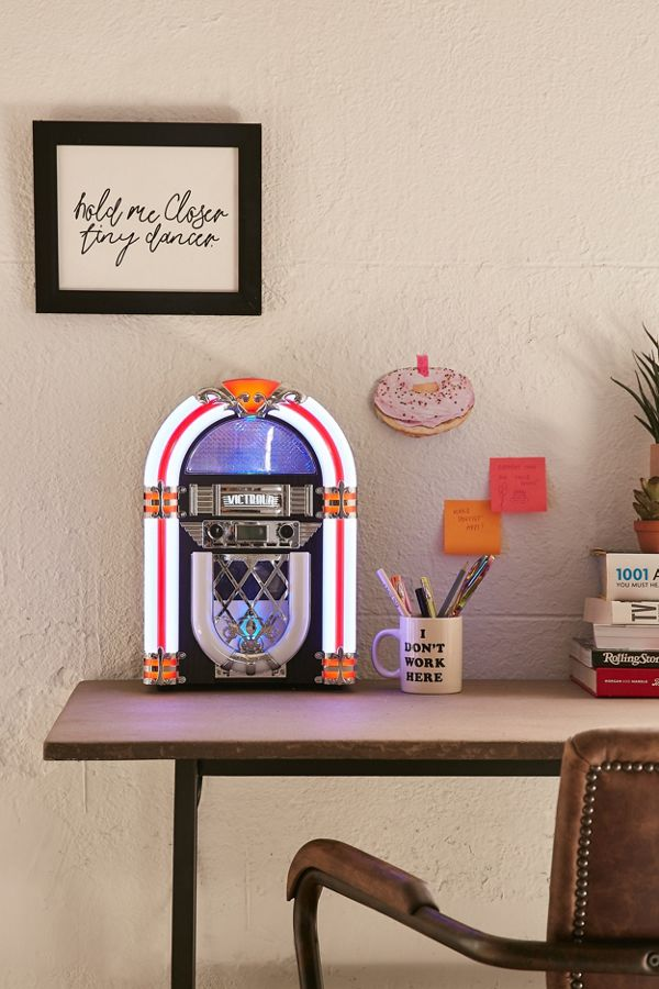 Victrola Desktop Bluetooth Jukebox