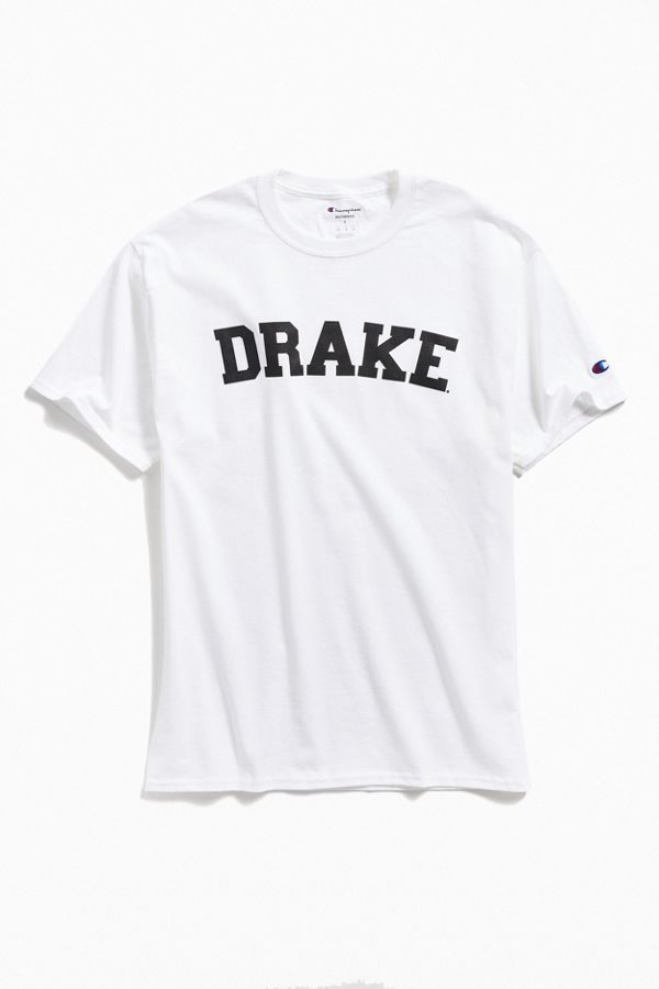 sale retailer 214e1 e45ec Slide View  1  Champion UO Exclusive Drake Tee