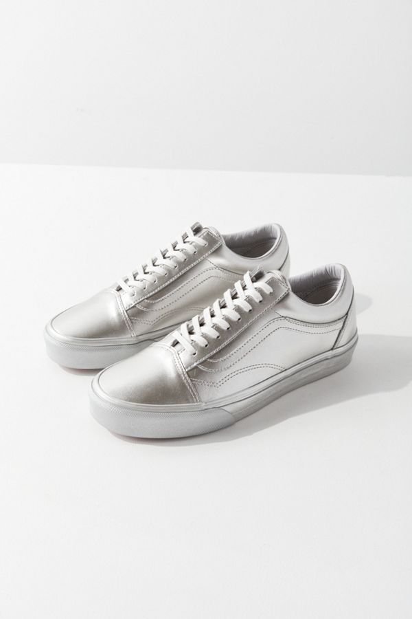 a8df8459a77f1d Vans Metallic Sidewall Old Skool Sneaker
