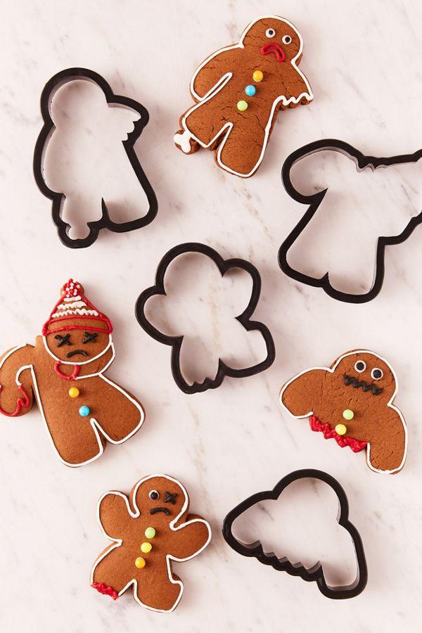 Walking Gingerdead Gingerbread Cookie Kit