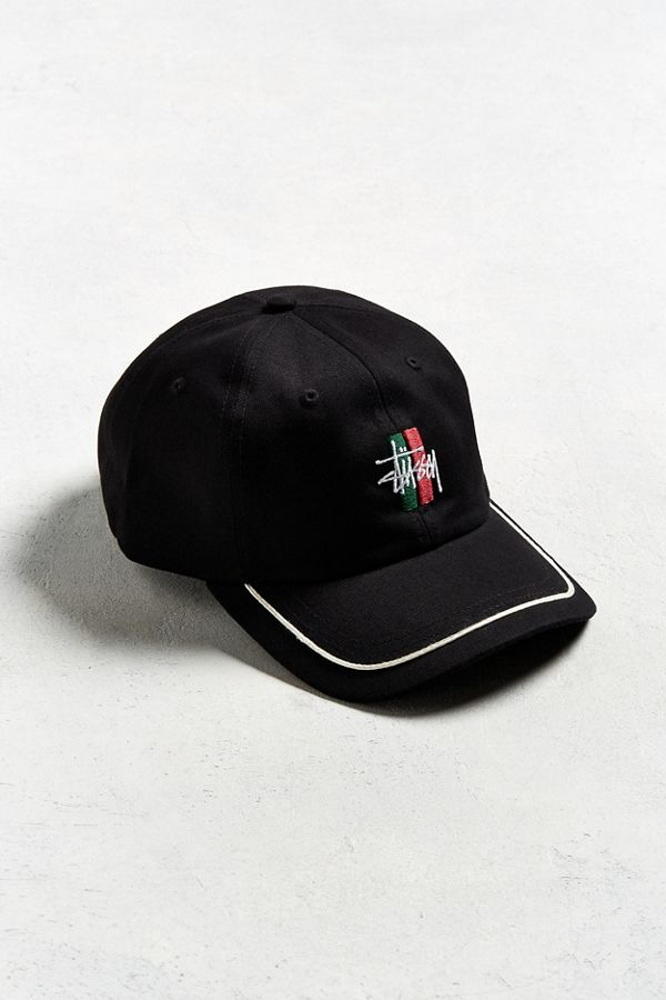 59d424b39ed41b Stussy Classic Stock Low Pro Baseball Hat | Urban Outfitters