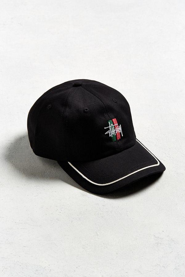 ca61256029c Stussy Classic Stock Low Pro Baseball Hat