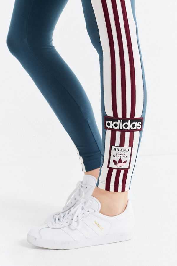 709a410538f850 adidas Originals Adibreak 3 Stripes Legging | Urban Outfitters