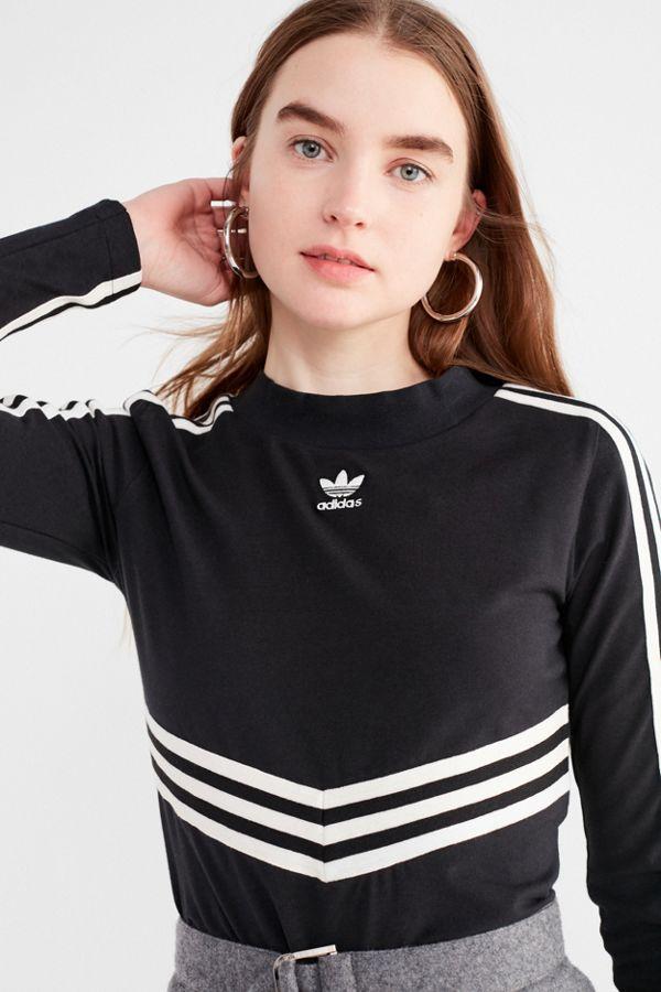 4909b8c532fa adidas Originals Adibreak Long Sleeve Tee