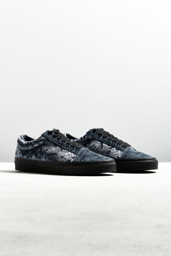 Vans Grey Outfitters Velvet SneakerUrban Skool Old OPnZN80wkX