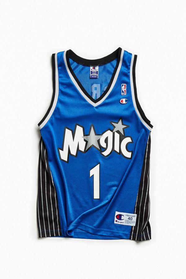 sale retailer dd157 88e9d Vintage Orlando Magic Tracy McGrady Basketball Jersey