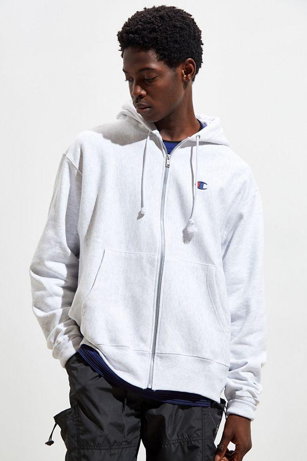 01f7ed2c Champion Reverse Weave Zip-Up Hoodie Sweatshirt | Urban Outfitters
