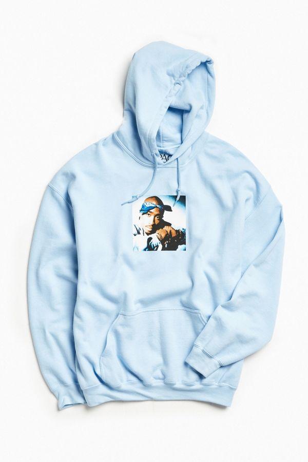 2pac hoodie