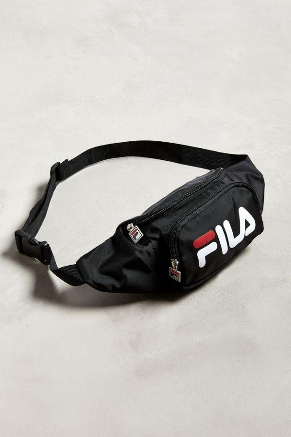 42d4b4bc03 Slide View  1  FILA Logo Sling Bag