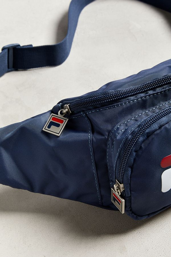 f3c161699b Slide View  3  FILA Logo Sling Bag