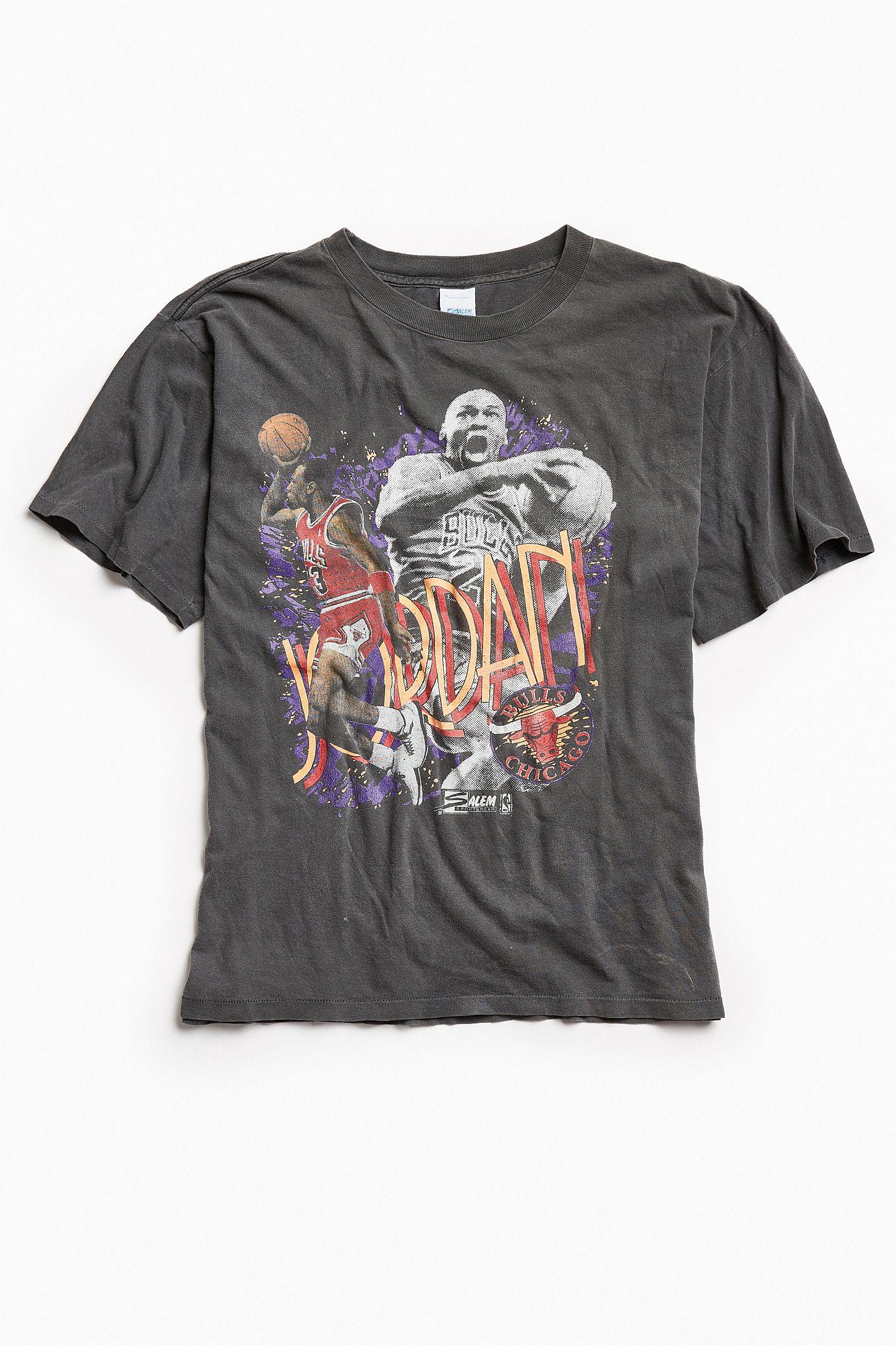 7304e7370d87 Vintage NBA Michael Jordan Chicago Bulls Tee
