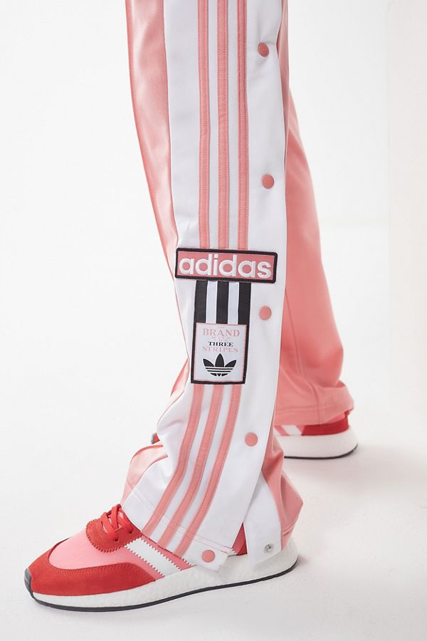 6505f4483 adidas Originals Adicolor Oversized Tear-Away Track Pant | Urban ...