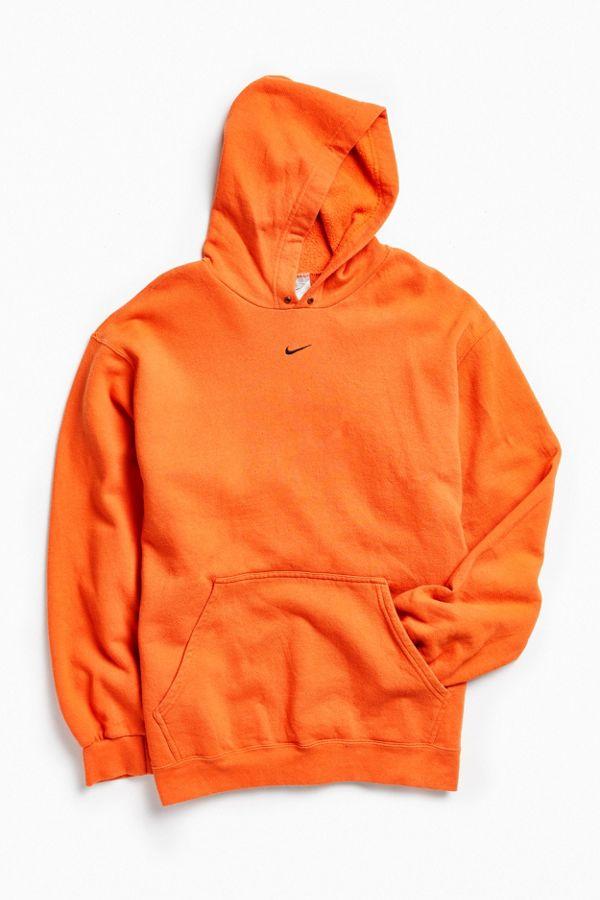 nike swoosh hoodie vintage