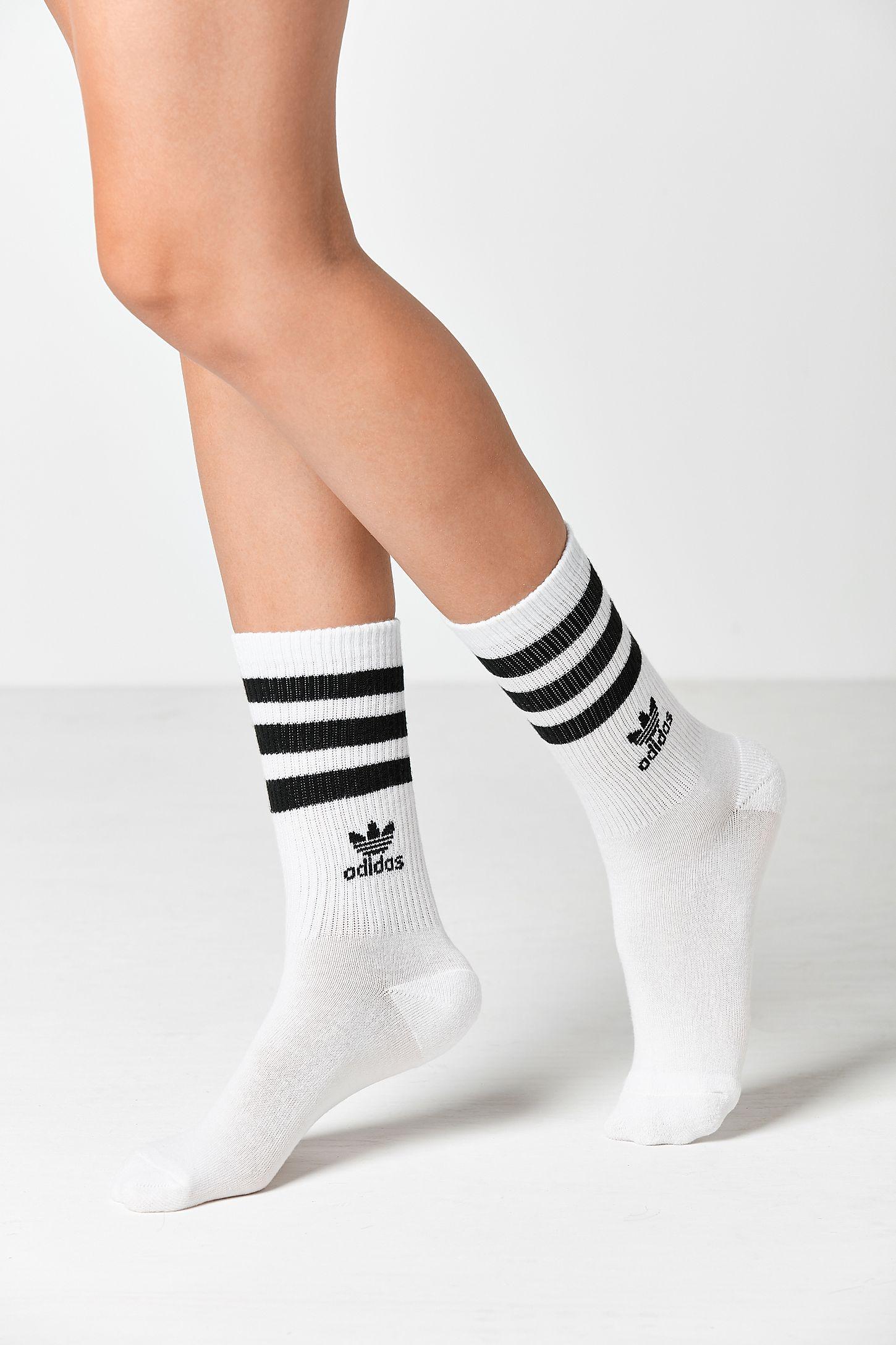 904c439d1 adidas Originals Single Roller Crew Sock | Urban Outfitters