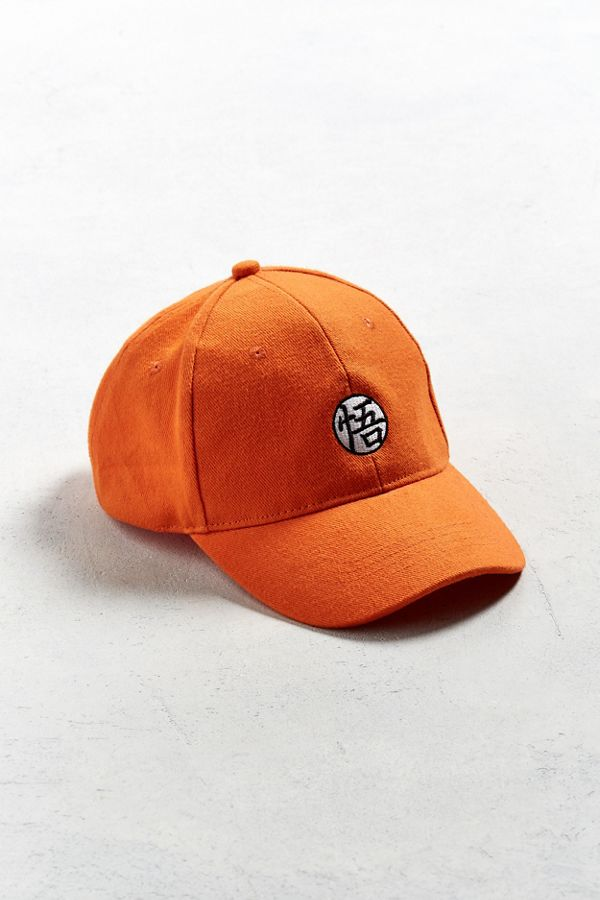 sale retailer 146e9 1e086 Dragon Ball Z Baseball Hat   Urban Outfitters