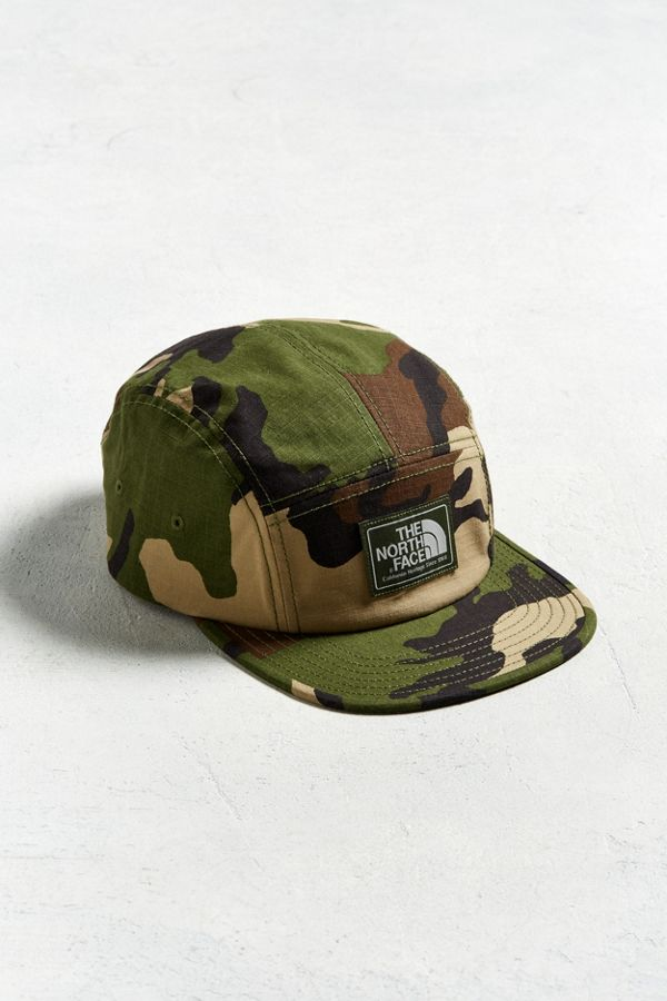 82b5ea01b The North Face 5-Panel Hat | Urban Outfitters