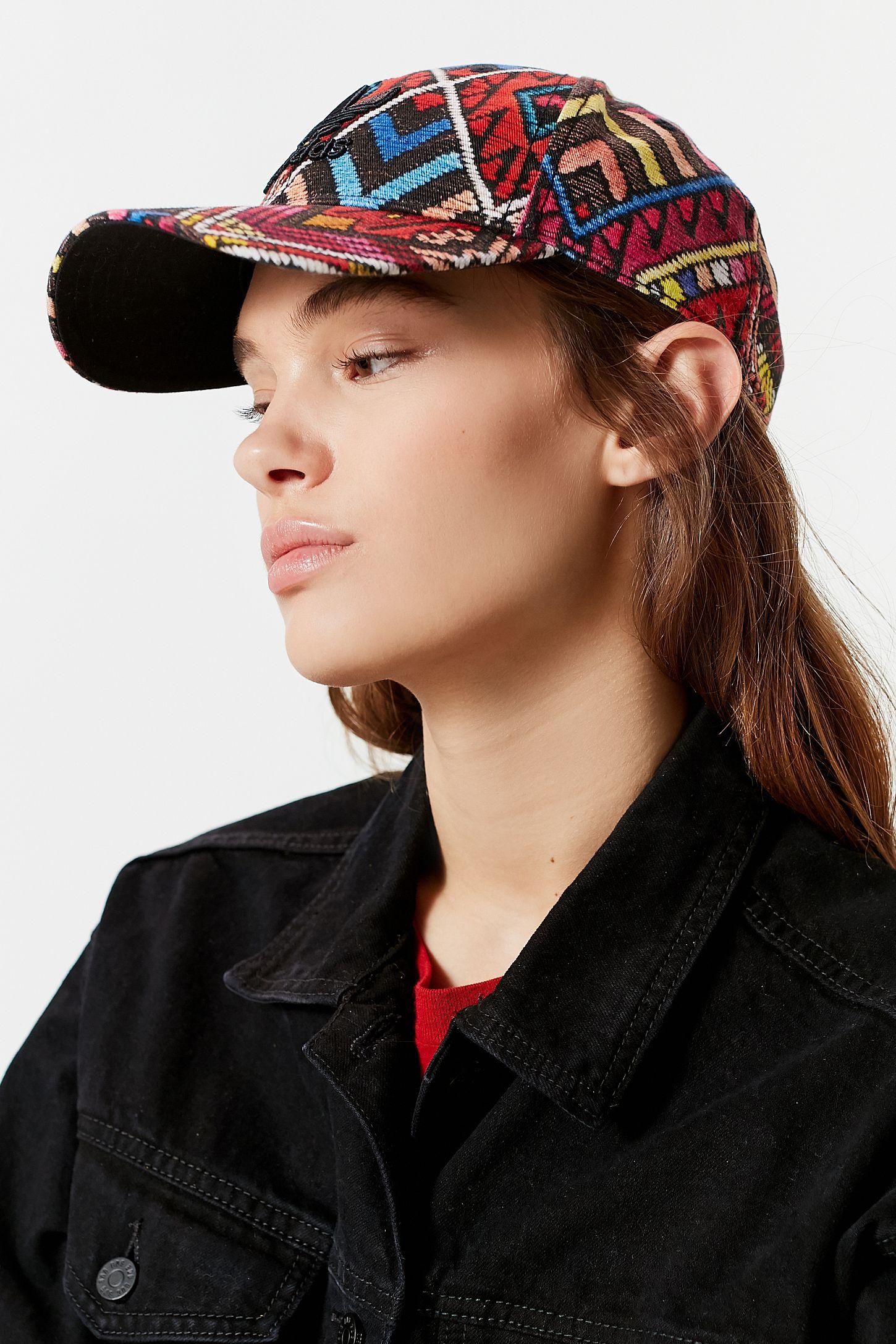 81fb823875d7 adidas Originals X The FARM Company Printed Baseball Hat
