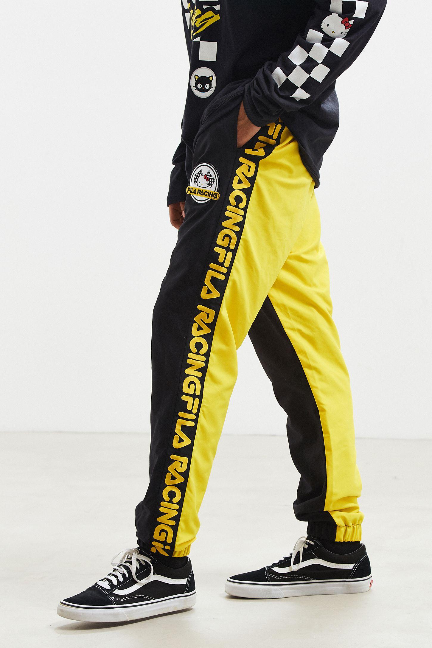 e83632f5f FILA X Sanrio For UO Track Pant | Urban Outfitters