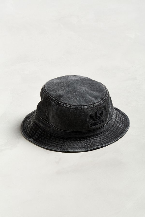 6af13cb0 adidas Originals Unisex Denim Bucket Hat | Urban Outfitters