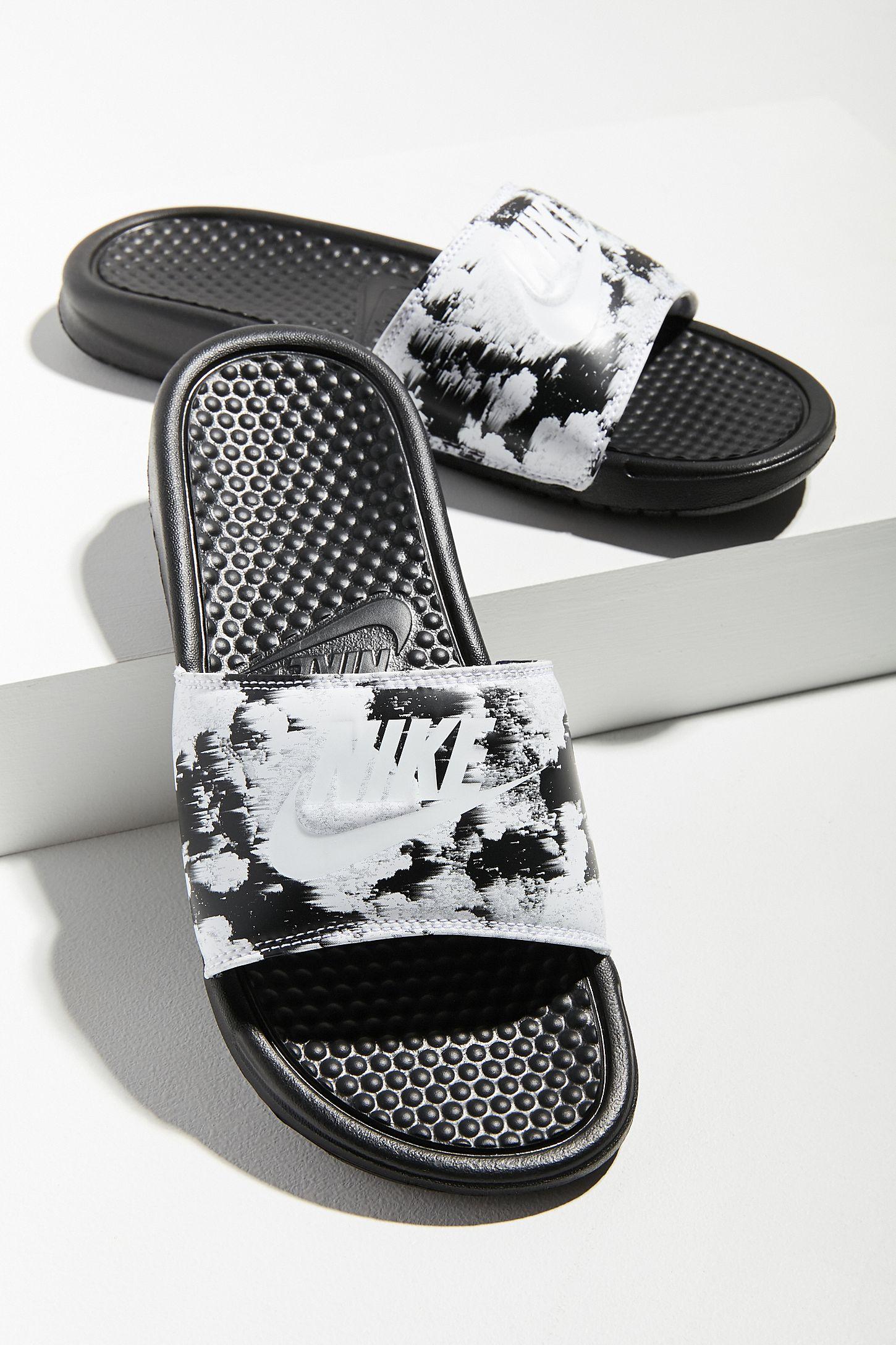 8e73e6fed1b1 Nike Benassi JDI Printed Slide