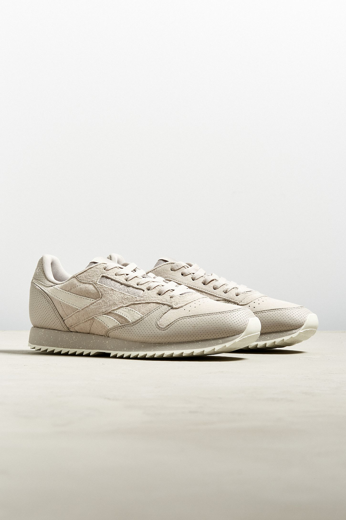 7c0bf1e840f Reebok Classic Leather Ripple Sneaker