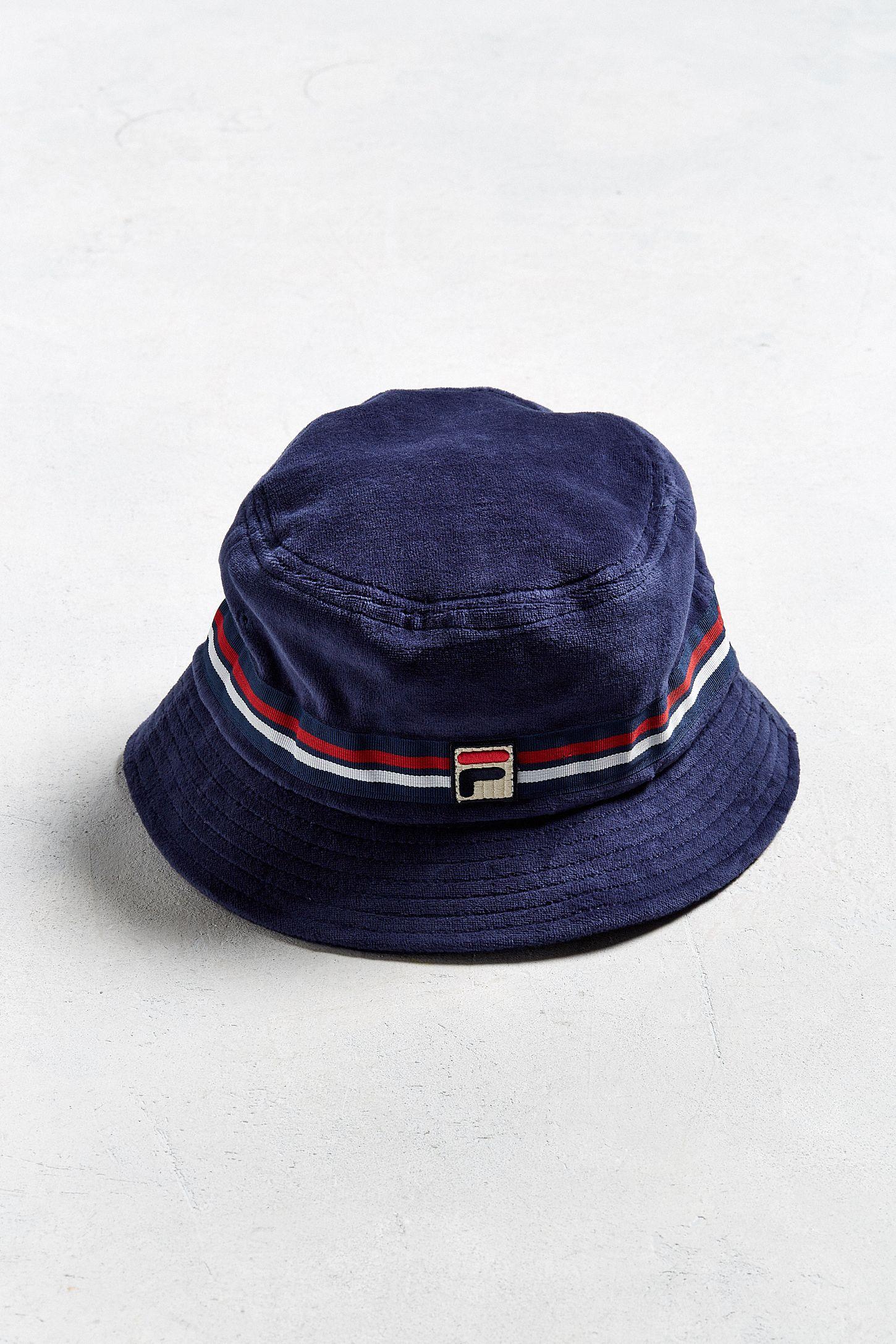 6ed64e2c8c85 FILA Bucket Hat