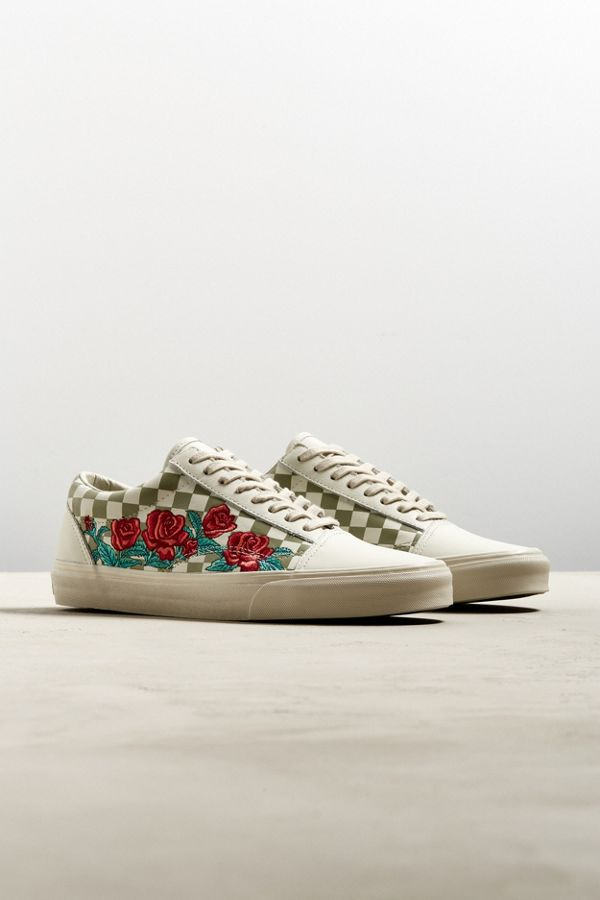 old school vans rose