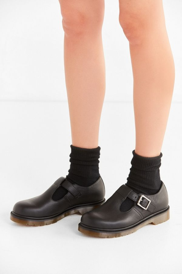 Chaussures Mary Jane Polley Virginia Dr. Martens