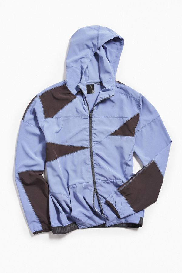 a1dabb0f297e7 Hall Of Fame Section Runner Windbreaker Jacket | Urban Outfitters