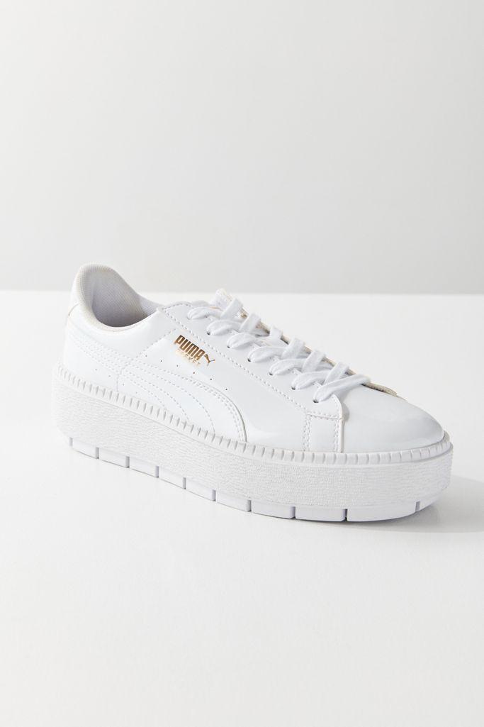 Puma Basket Platform Trace P Sneaker