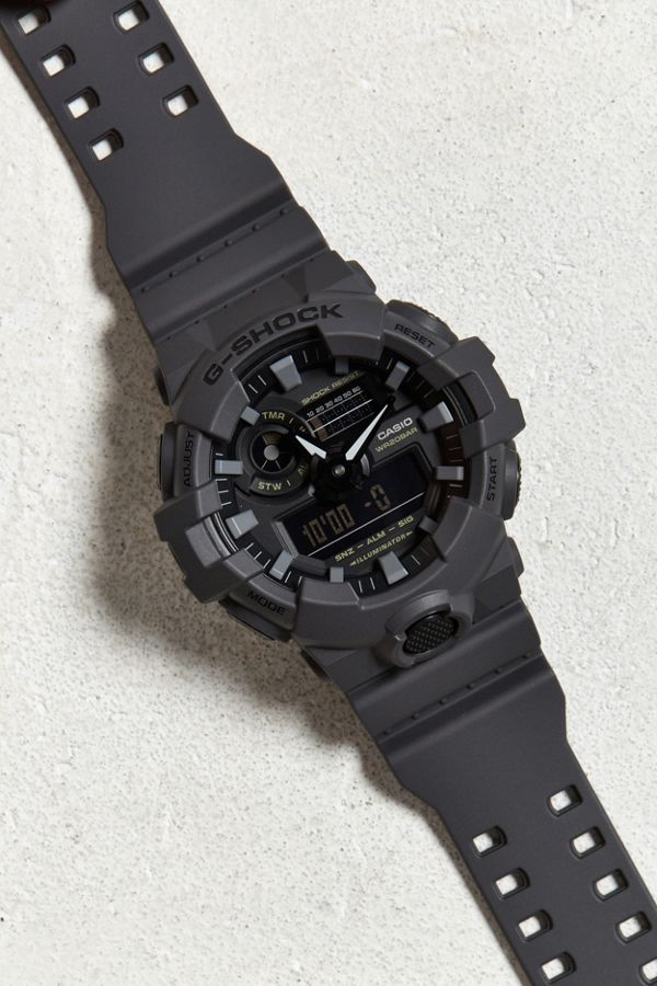 c1d2549d588 Slide View  1  Casio G-Shock GA700 Utility Watch