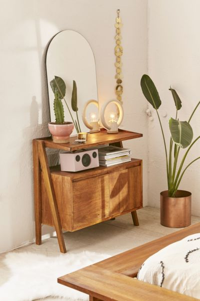 Modern Boho Media Stand Urban Outfitters