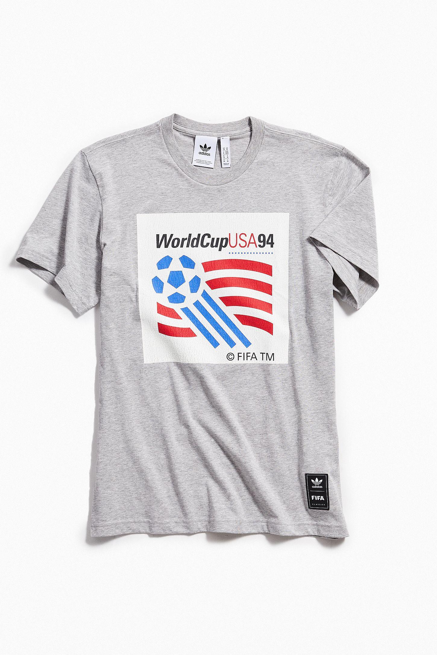 c1197bf4ca618 adidas World Cup '94 Logo Tee