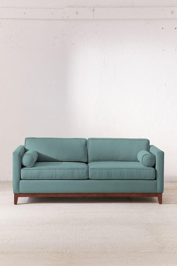 Fabulous Piper Petite Microfiber Sofa Uwap Interior Chair Design Uwaporg