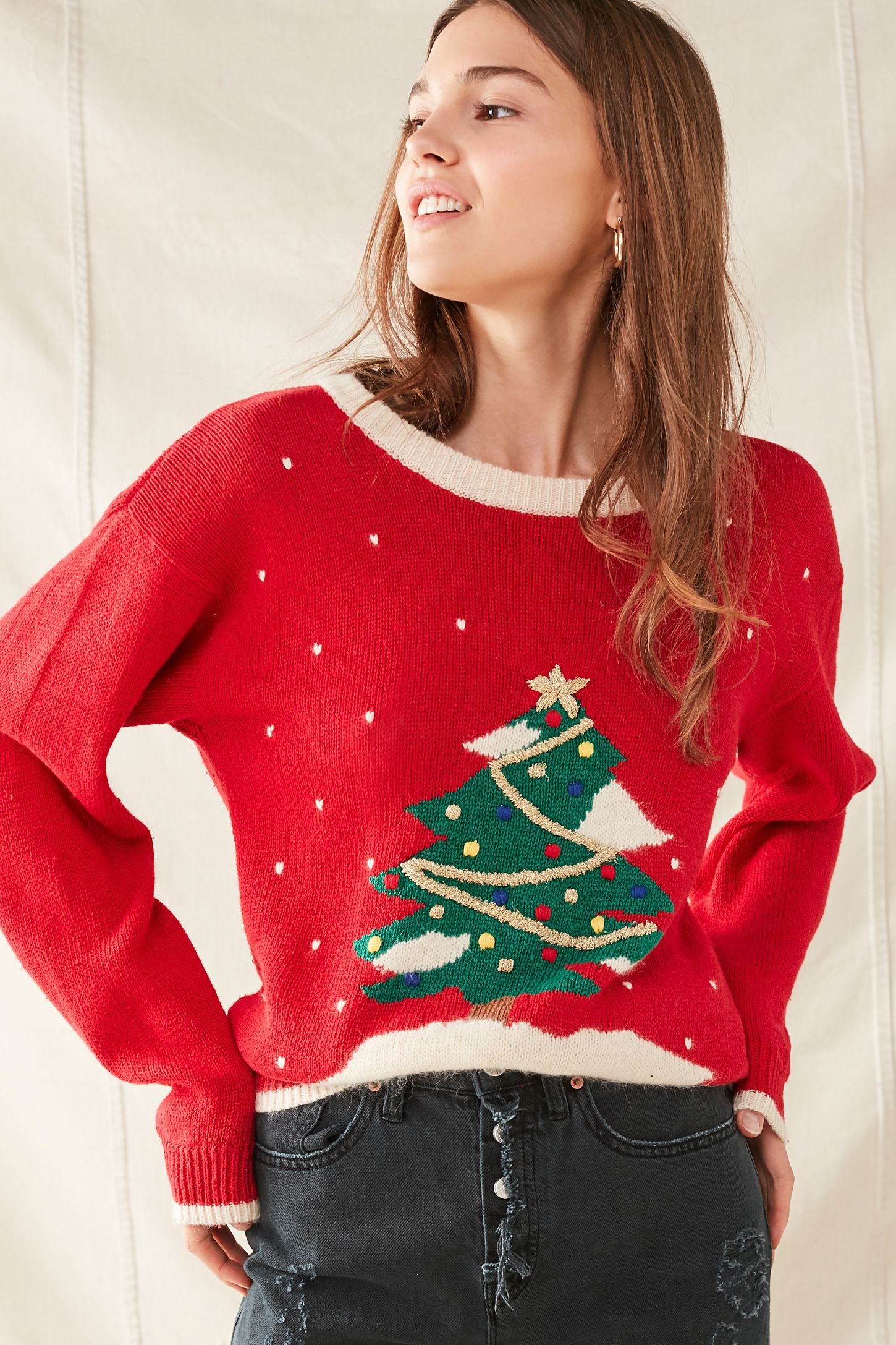 7caa961ed97 Vintage Holiday Sweater