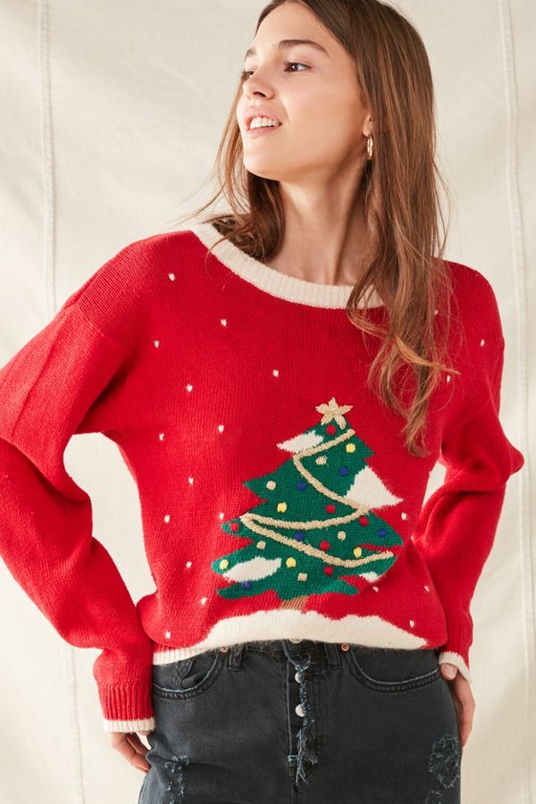 Urban Outfitters Ugly Christmas Sweater.Vintage Holiday Sweater