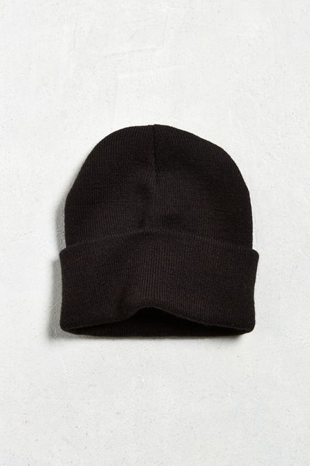 520cbb405a1 UO Essential Ribbed Beanie
