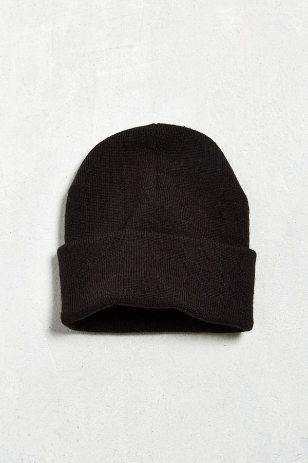 2d9f29bd2ea Slide View  4  UO Essential Ribbed Beanie
