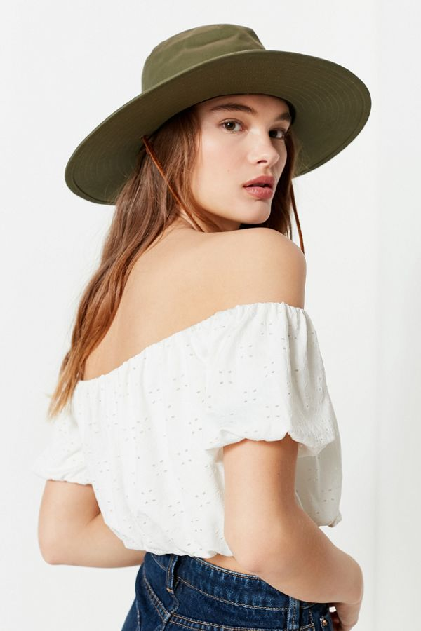 b710242c Brixton Ranger II Canvas Hat | Urban Outfitters