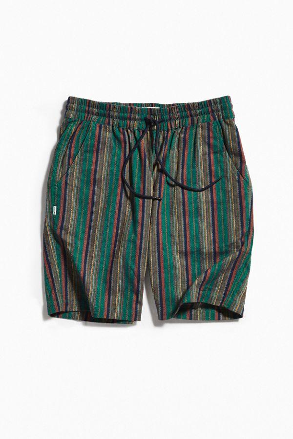 47f1f33bda077 Short tissé à rayures Takk FairPlay | Urban Outfitters Canada
