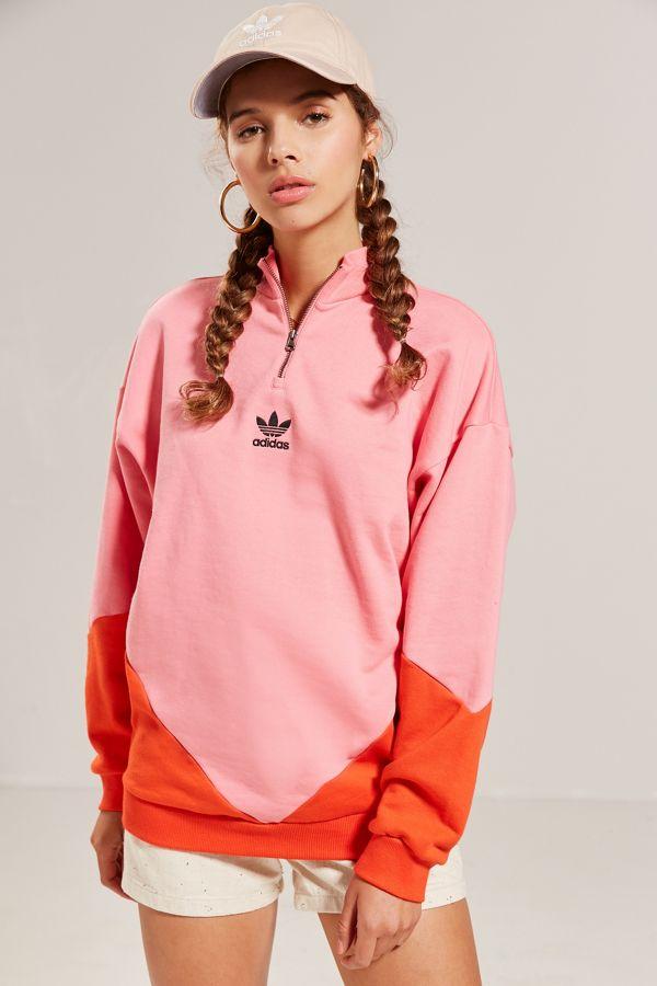 adidas Originals Colorado Quarter Zip Sweatshirt