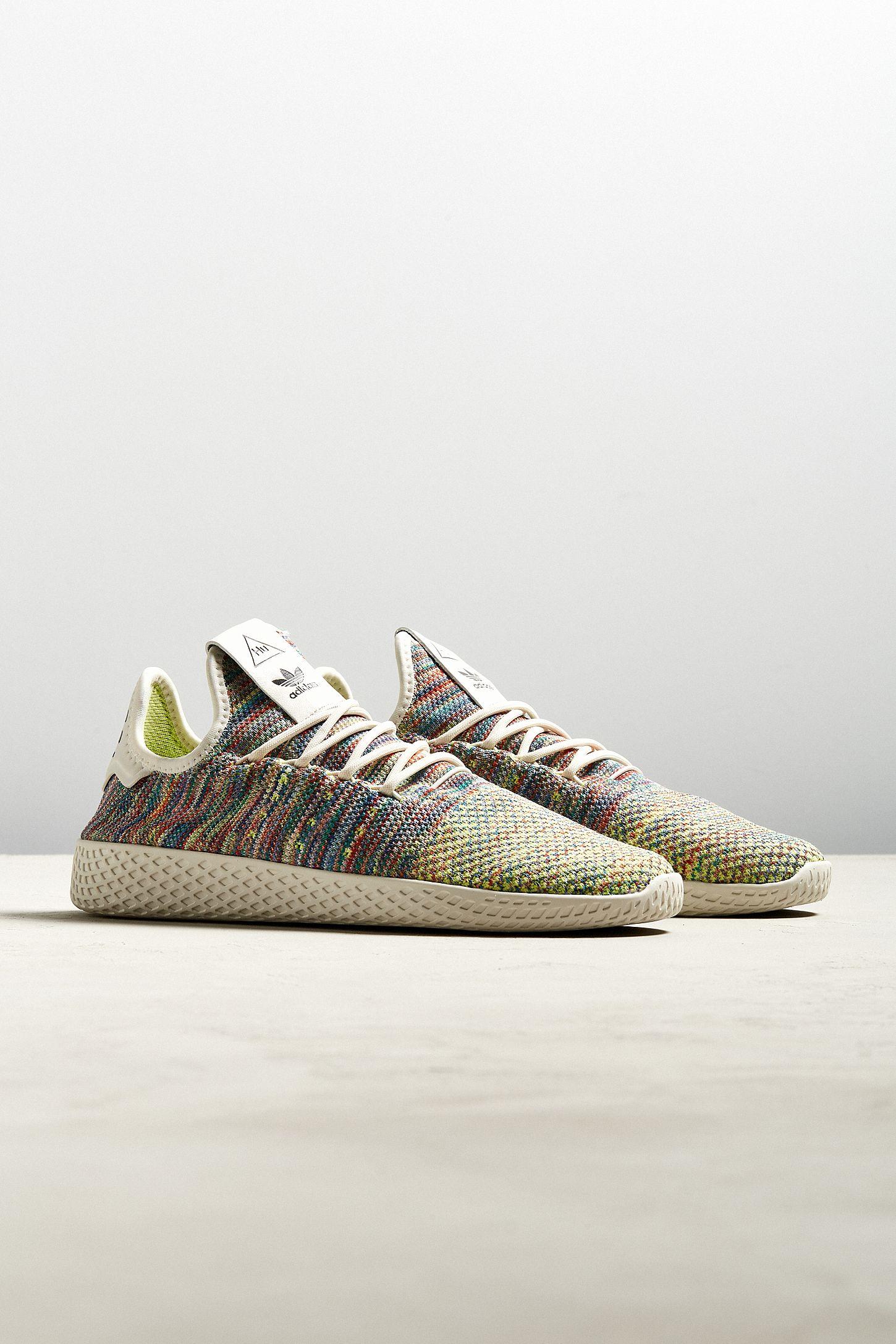572680aaa adidas Pharrell Williams Tennis HU Primeknit Sneaker