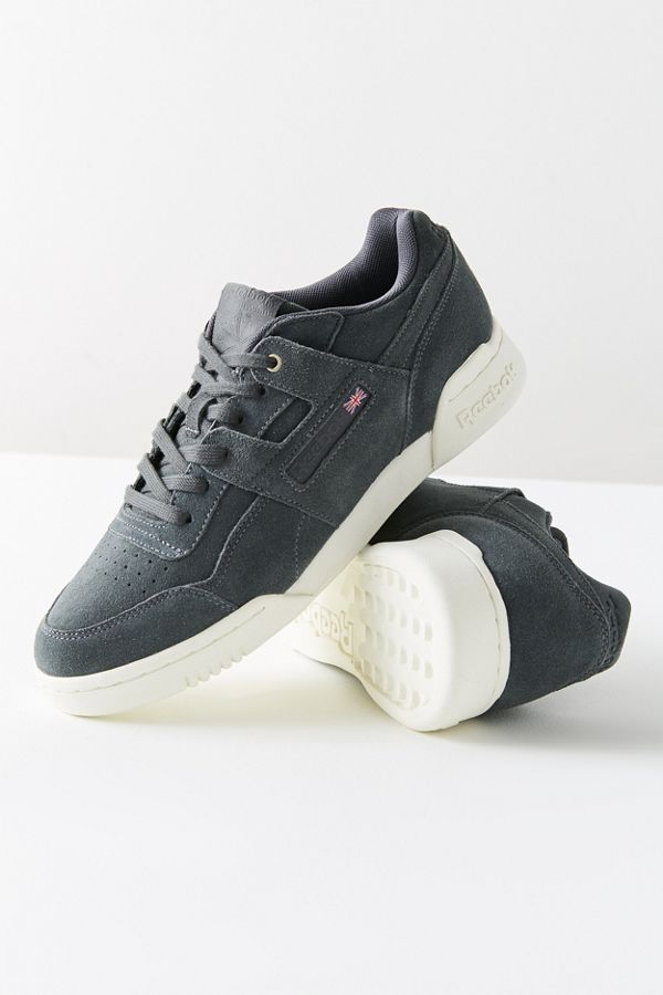 authentic quality marketable new products for Reebok Workout Plus Suede Sneaker
