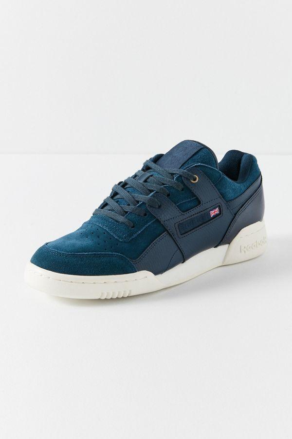 b271902bf79d Slide View  1  Reebok Workout Plus Suede Sneaker